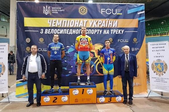 Студенти черкаського вишу здобули перемогу на чемпіонаті з велоспорту