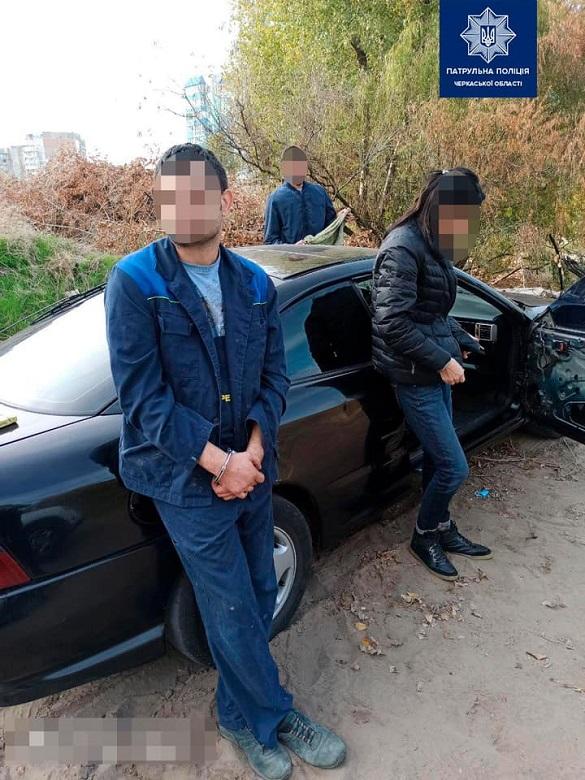 У Черкасах затримали двох осіб із наркотиками (ФОТО)