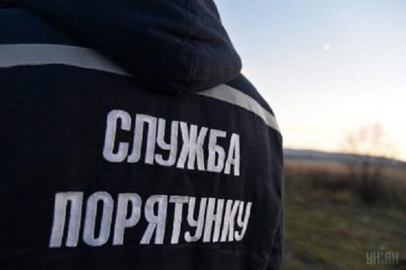 Рятувальники з Черкаської області гасили пожежу вантажівки