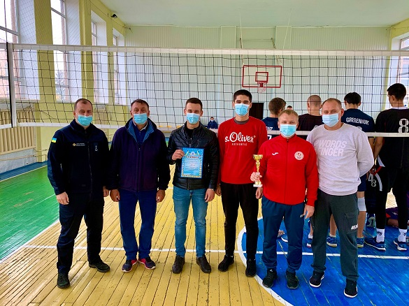 Черкаські рятувальники вибороли