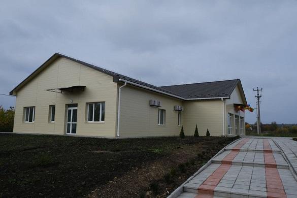 На Черкащині збудували ще одну амбулаторію за понад вісім мільйонів гривень (ФОТО)