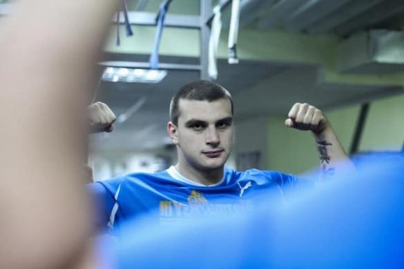 Черкаський спортсмен став бронзовим чемпіоном світу з самбо
