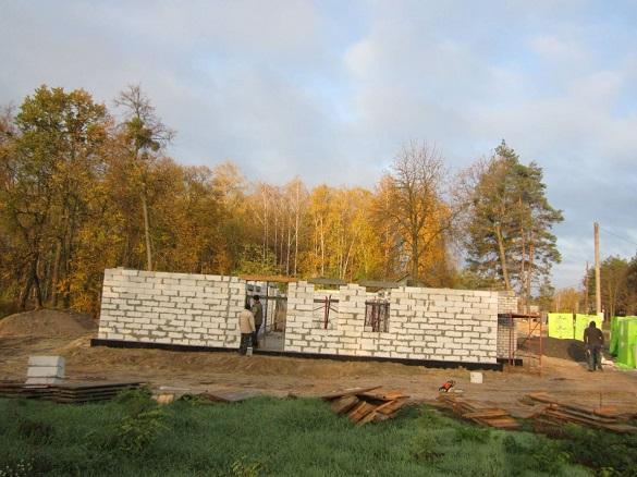 Ще одну сучасну амбулаторію будують в Черкаській області