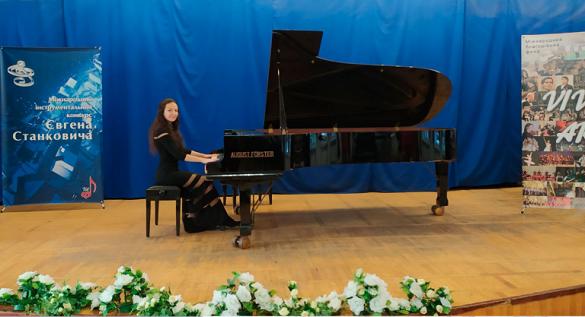Студентка з Черкащини виграла премію на Міжнародному музичному конкурсі