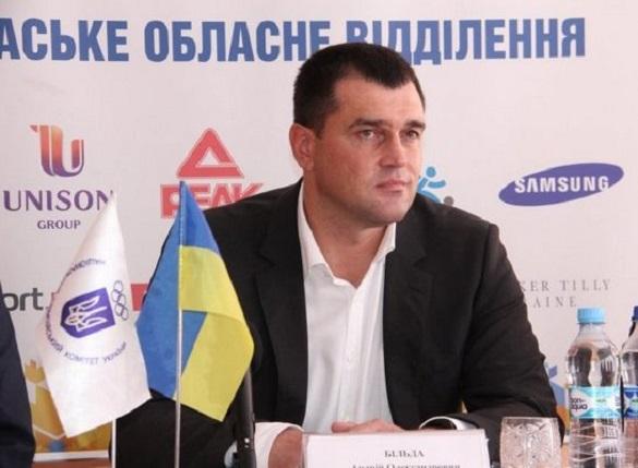 Черкащанин став Почесним президентом Федерації триатлону України