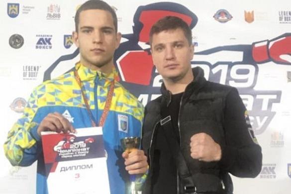 Два черкаських спортсмена отримали звання