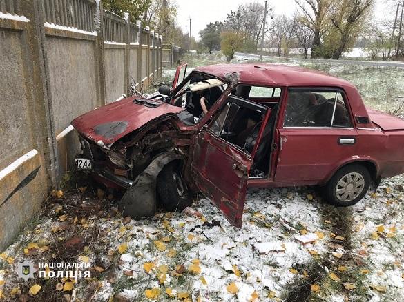 Смертельна аварія на Черкащині: водій збив жінку, яка йшла дорогою