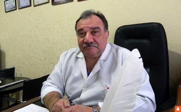 Керівник однієї з лікарень на Черкащині захворів на коронавірус: він підключений до кисневого апарату