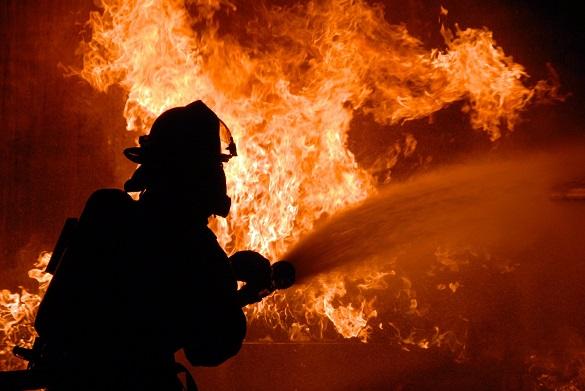 Через неправильне використання газових приладів на Черкащині сталася пожежа (ВІДЕО)