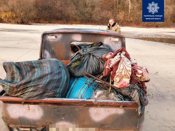 Понад 150 тисяч гривень збитків: на Черкащині затримали браконьєра (ФОТО)