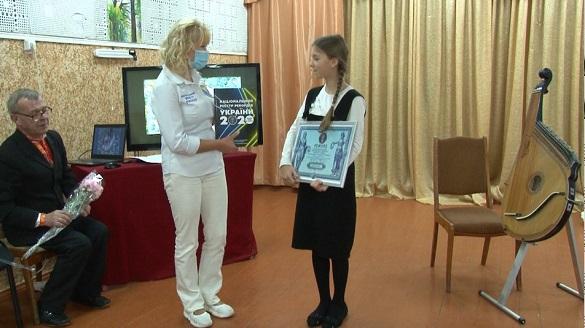 Юна черкащанка встановила національний рекорд