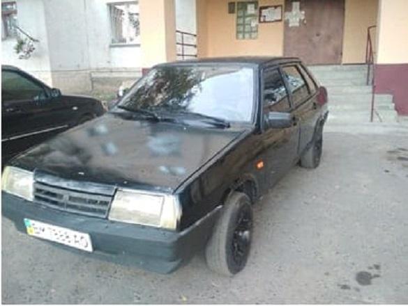На Черкащині протягом ночі викрали автомобіль (ФОТО)