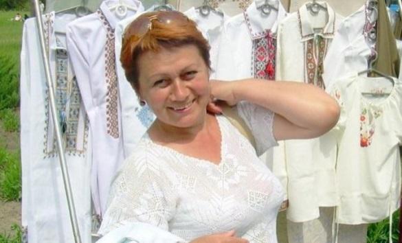 Відому народну майстриню нагородили медаллю в Черкасах