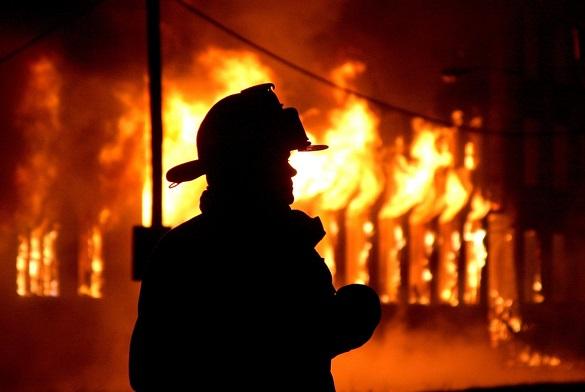 Через пічне опалення в Черкасах сталася пожежа в будинку