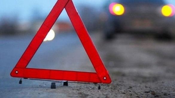 У Черкасах сталася аварія: двоє постраждало (ВІДЕО)