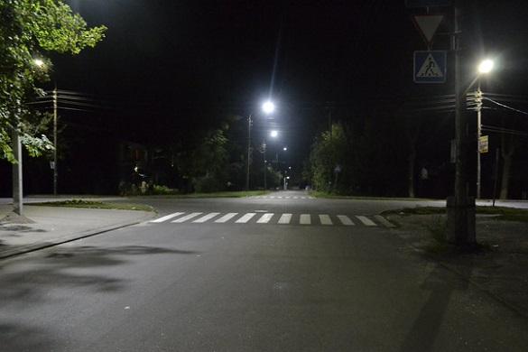 Черкаси сяють по-новому: за минулий рік в місті оновили ліхтарі на понад 50 вулицях