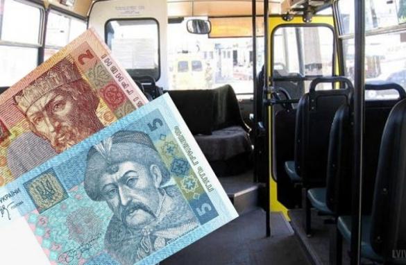 У Смілі вартість квитка у маршрутках хочуть підвищити до семи гривень