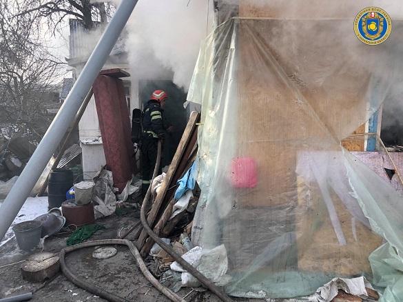 Фатальне куріння: на Черкащині під час пожежі загинув чоловік