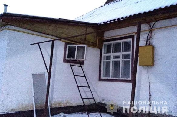 Поліцейські затримали чоловіка в розшуку, який обікрав будинок у Черкаській області (ФОТО)