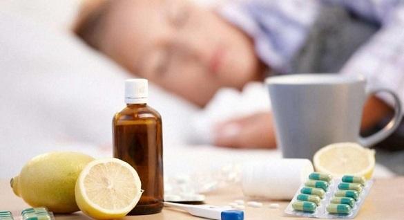 За останній тиждень на Черкащині не фіксували летальних випадків від грипу
