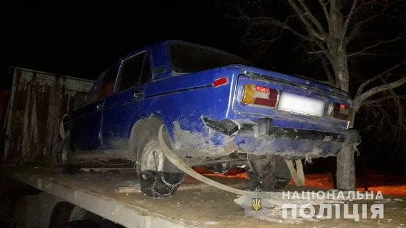 У Черкаській області чоловік викрав автомобіль за допомогою евакуатора