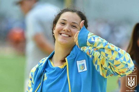 Черкаська спортсменка стала чемпіонкою України серед молоді з метання молоту