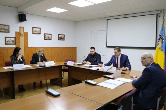 Виконком у Черкасах погодив проекти міського бюджету та ПСЕР