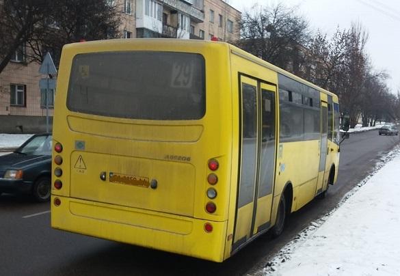 Черкащани просять продовжити один із маршрутів громадського транспорту