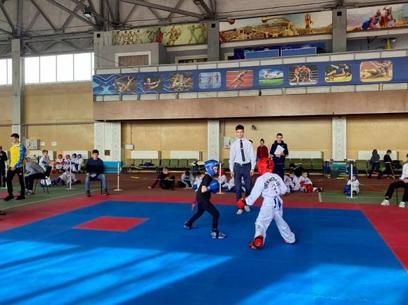 У Черкасах розпочалися змагання з таеквондо (ФОТО)