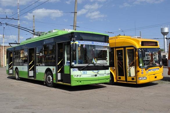 Із 3 до 5 грн: у Черкасах підвищили вартість проїзду в тролейбусах
