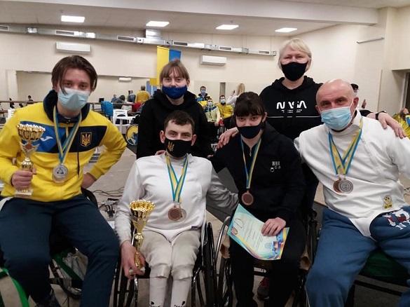 Спортсмени Черкащини здобули 11 медалей Кубку України