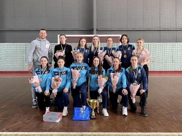 Черкаські студентки здобули бронзу Кубку України (ФОТО, ВІДЕО)