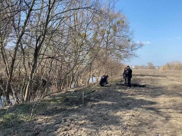 У річці на Черкащині знайшли труп чоловіка (ФОТО)