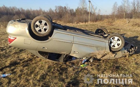 У Житомирській області під час аварії загинув пенсіонер з Черкас (ФОТО)