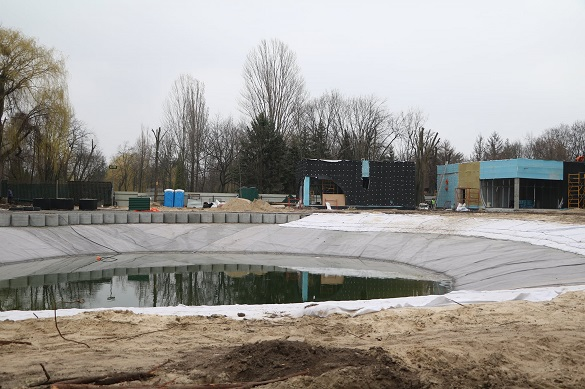 Реконструкція тераріуму й зони птахів, електронний квиток та поглиблене озеро: у липні оновлять зоопарк у Черкасах (ФОТО)