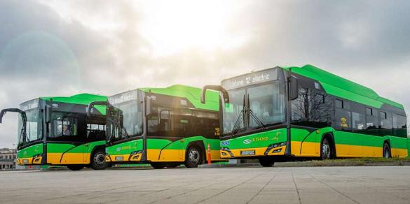 Великовузлову збірку електробусів можуть облаштувати в Черкасах