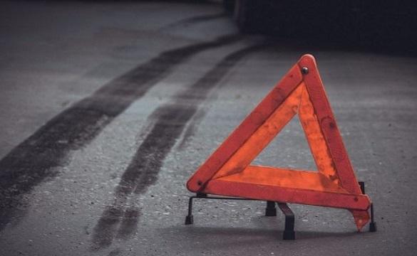 На перехресті в Черкасах зіштовхнулися два автомобілі