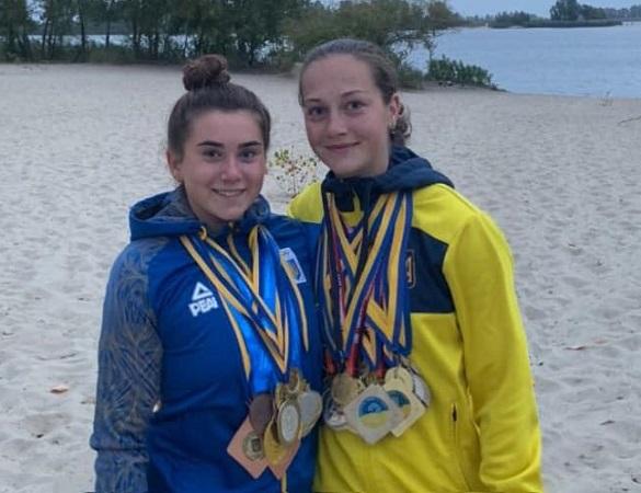 Черкаські веслувальники серед кращих в Україні