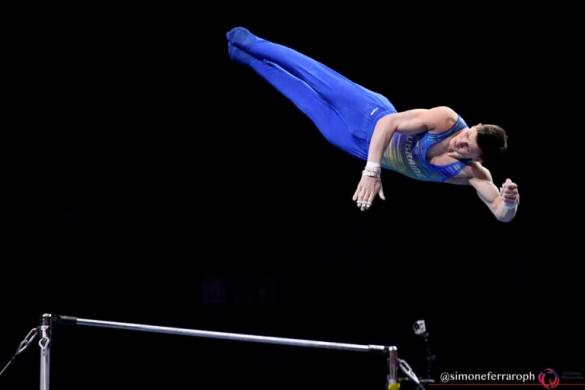 17-річний гімнаст із Черкас підкорив чемпіонат Європи