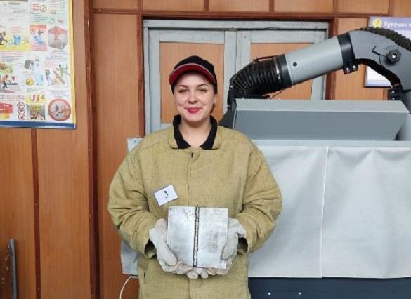Електрогазозварниця з Черкащини стала призеркою Всеукраїнського конкурсу