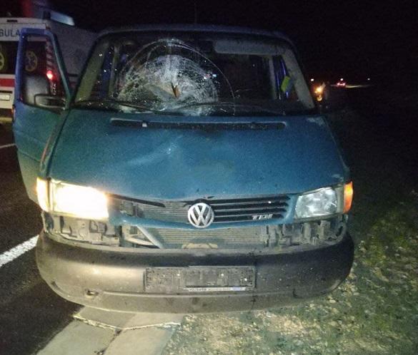 У Черкаській області під колеса автомобіля потрапила жінка