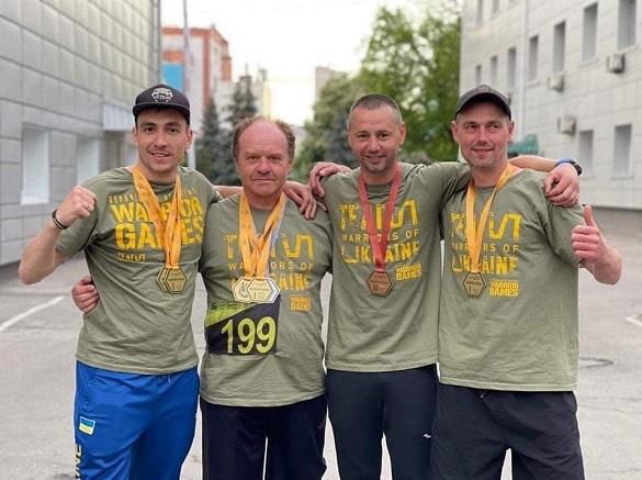 Черкаські спортсмени - серед сильніших на змаганнях