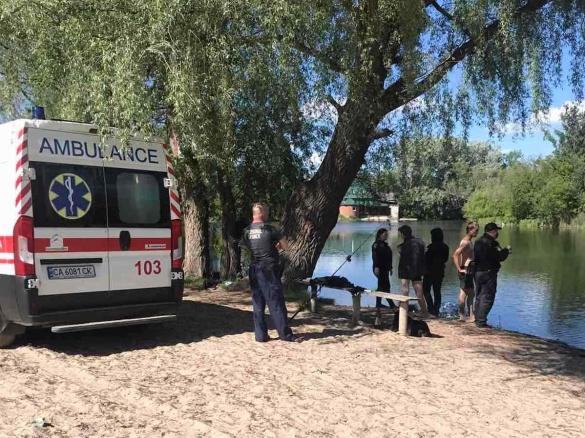 У Смілі з озера витягнули тіло пенсіонерки, яка зникла напередодні