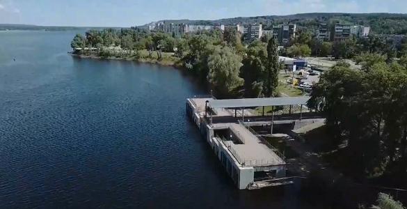 Із Канева до Києва – по Дніпру: порт на Черкащині знову буде на карті (ВІДЕО)