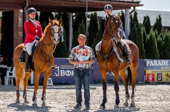 Черкаські вершники вибороли медалі на Кубку Україну (ФОТО)