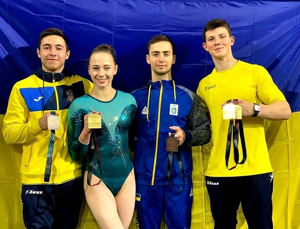 Черкаські спортсмени виборюють нагороди на Кубку світу в Єгипті