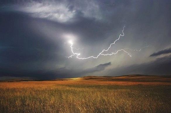 Як довго в Черкаській області будуть грозові дощі
