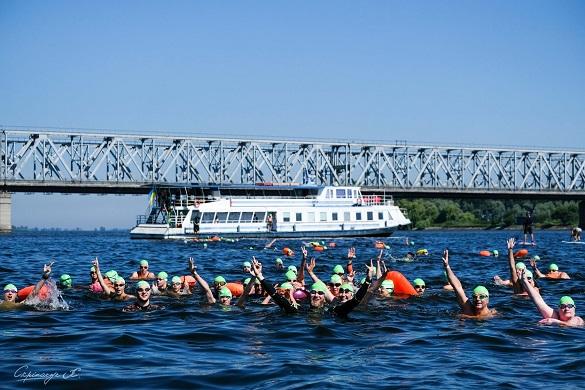 Тринадцятий раз у Черкасах будуть перепливати Дніпро
