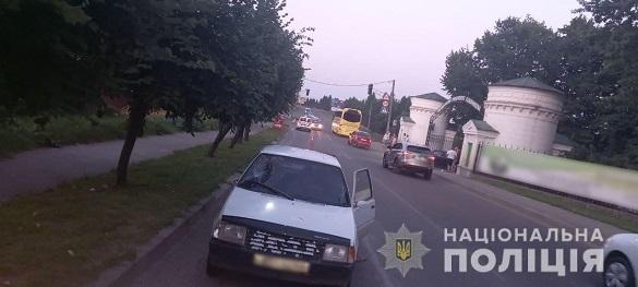 На пішохідному переході в Черкаській області водій збив 12-річну дитину