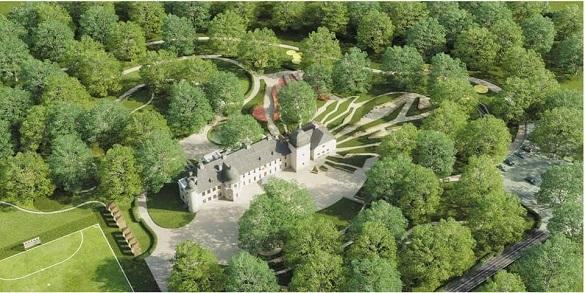 Мисливський палац графа Шувалова хочуть відновити в Черкаській області (ФОТО)